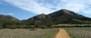 Iron Mountain Trail banner